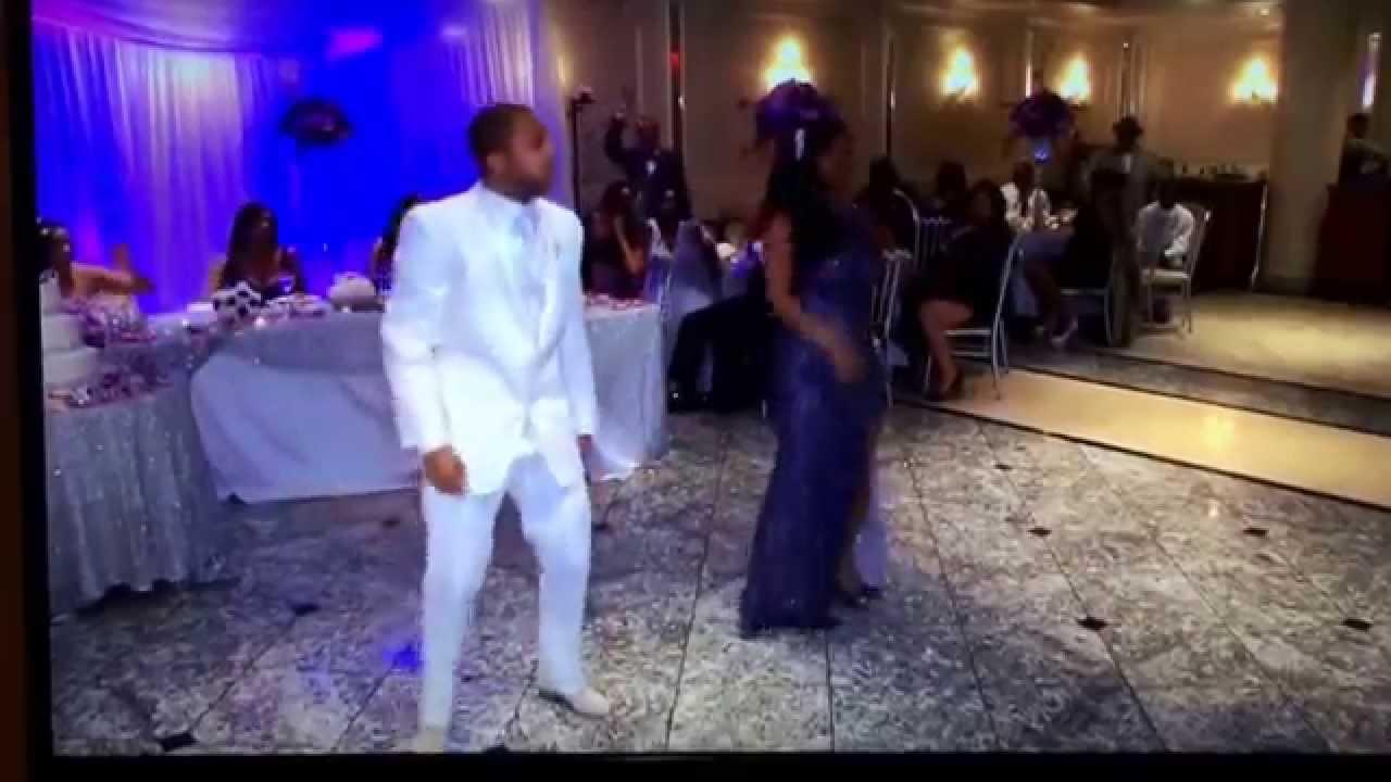 Best Mother & Son Wedding Dance. Mom kills the Watch Me ...