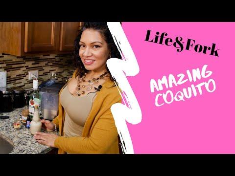 Puerto Rican Recipes: Coquito Recipe