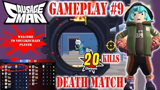 Suasage Man Funny Game | Suasage Man Gameplay #9