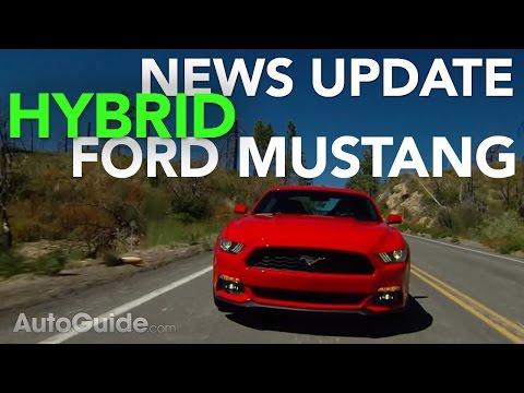 Hybrid Ford Mustang/F-150, Subaru WRX/STI Updates and Faraday Future: Weekly News Roundup - Ep. 7