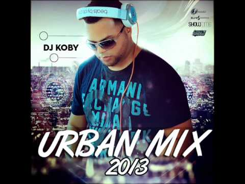 Dj Koby - Urban Hits Mix (2013)