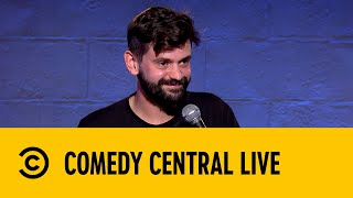 Fin Taylor On The Me Too Movement | Comedy Central Live