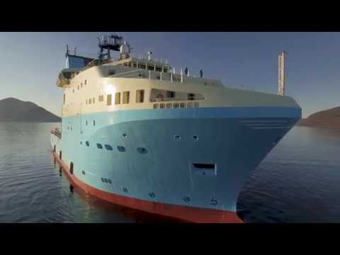 M class AHTS vessels: Reliable, safe and energy efficient