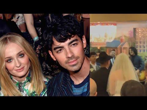 Sophie Turner and Joe Jonas Have Surprise Vegas Wedding After Billboard Awards Mp3