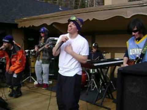 INDIGENOUS PEOPLES - Beat Box (Live at Eldora Ski Resort)