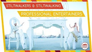 Professional Stiltwalking & Stiltwalkers | Event Stilt Performers for Hire AUSTIN TEXAS