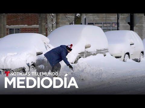 Noticias Telemundo Mediodía, 16 de febrero de 2021 | Noticias Telemundo