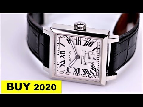 Top 8 Best Agelocer Watches To Buy in 2020    Agelocer Watches