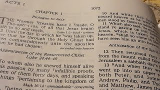 Reading/Teaching/Prayer 2/21 thumbnail