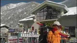 New Mexico Ski Resorts - Travel Guide New Mexico tm The Village of Taos Ski Valley Winter