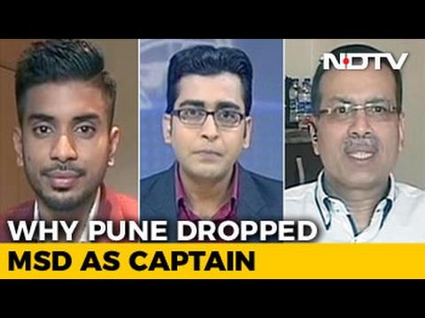 RPS Owner Sanjiv Goenka Explains Decision to Drop MS Dhoni As Captain