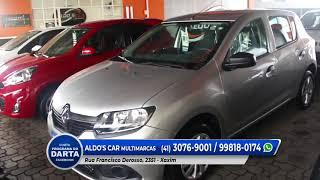 IMPERDÍVEL ALDO'S CAR MULTIMARCAS COM OFERTAS EXCLUSIVAS