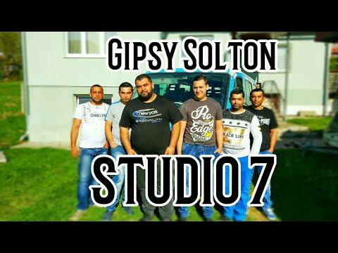 Gipsy SOLTON - ŠTUDIO 7 - CELY ALBUM - 2018