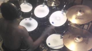 Children of Bodom - Hate crew Deathroll (Drum Cover)