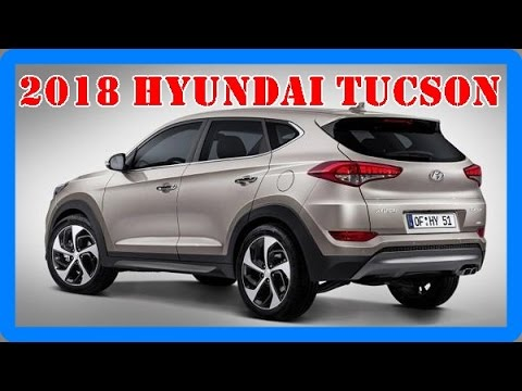 2018 hyundai tucson redesign interior and exterior youtube. Black Bedroom Furniture Sets. Home Design Ideas