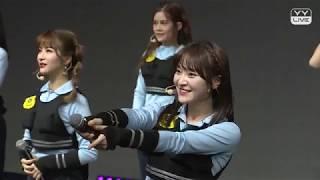 1931女子偶像组合Team One 华丽大冒险公演千秋乐20170701 1931 girls id...