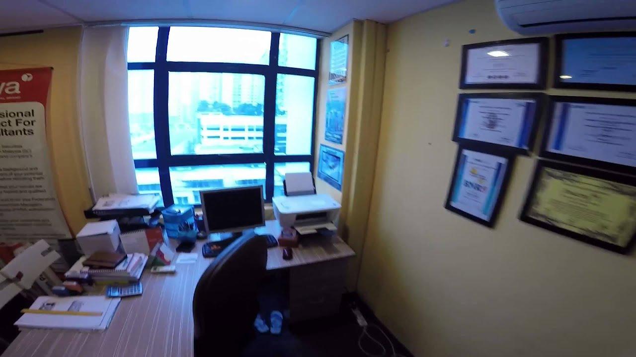 Service Office Room For Rent. Petaling Jaya, Malaysia - YouTube