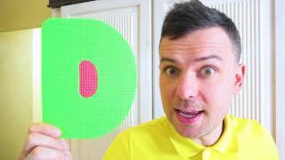 Histórias para crianças. Five Kids como mãe cuida de seus bebês