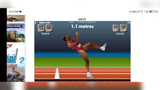 Most Annoying game I hąve Ever Played   QWOP   How TO RUN