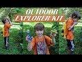 👀 INNOCHEER KIDS EXPLORER KIT - OUTDOOR ADVENTURE (Bug Catching Tools, Binoculars) CAMPING REVIEW 🌞
