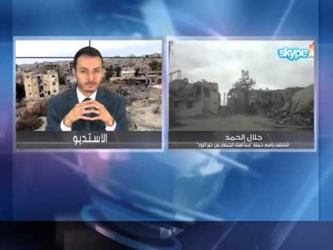 حملة معا لفك الحصار عن دير الزور