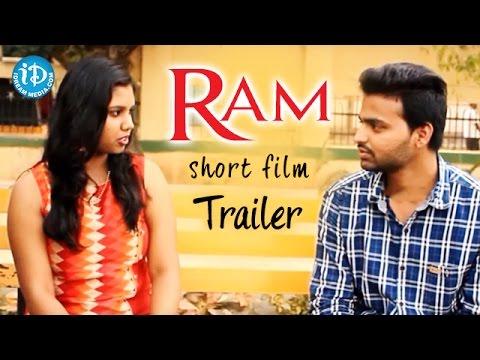 Ram Short Film Trailer    Latest Telugu...