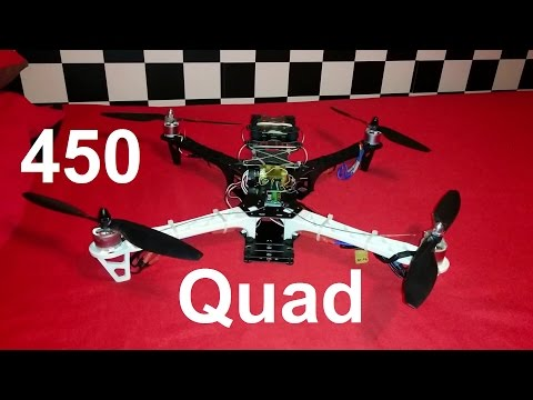 Build A Cheap Quadcopter