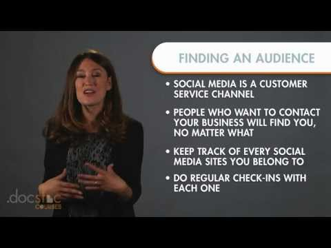 Limiting Your Networks: Find Your Audience - 6-Step Strategy To Profitable Social Media Marketing