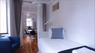Apartment 2 bedrooms of 86 sqm - Lisbon / Bairro Alto