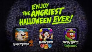 Angry Birds – The Angriest Halloween EVER!