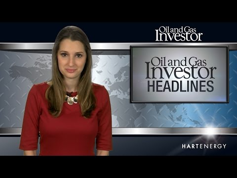 Headlines by Oil and Gas Investor Special Report Week of 1 6 17