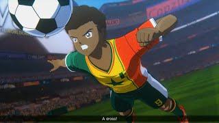 Captain Tsubasa Rise Of New Champions Senegal Vs Germany 2