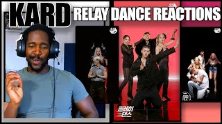 PRO DANCER REACTS TO KARD RELA…