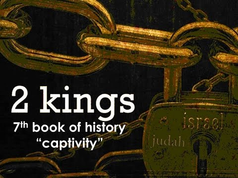 e-Bible 101 (Lesson 14) Book of 2 Kings