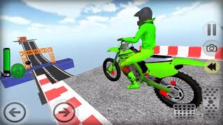 Impossible Mega Ramp Bike Stunts #Dirt Motorcycle Race Game #Bike Games for Android