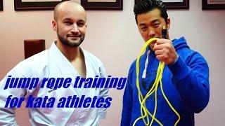 JUMPROPE TRAINING FOR ATHLETES - karate athlete training - TEAM KI