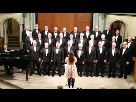 'DIVINE BRAHMA'- Perth Male Voice Choir On UK Tour & Welsh Festival Of Male Choirs Royal Albert Hall