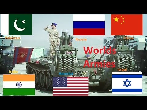 Pakistan Army Armour for War Vs India/America/Israel. Leak video