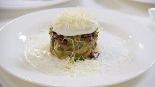 Готовим сытный салат с говядиной и фасолью, диетические котлеты и компот