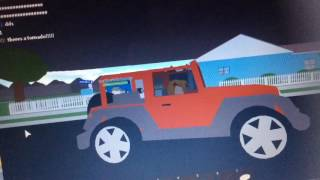 Roblox: Nieghboorhood Of Robloxia (I Suck At Driving)