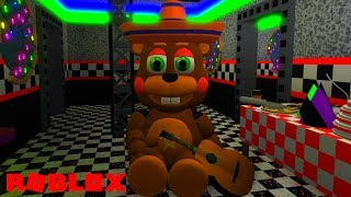 BECOMING EL BEARS IN Roblox FNAF 6 Lefty's Pizzeria Roleplay