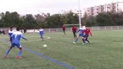01/12/19 Drancy JA U16R2 -  Match de championnat Rueil Malmaison FC  Vs  Drancy JA