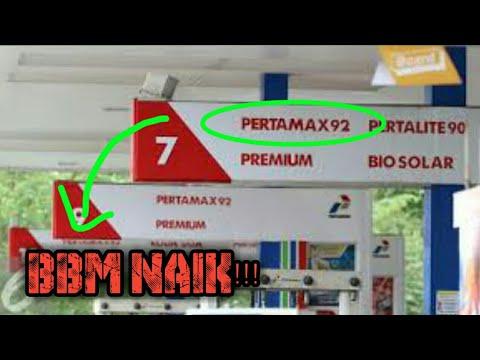 BBM NAIK!!! Mulai Hari Ini Harga BBM Pertamax di Jakarta Naik Jadi Rp 9.500/Liter