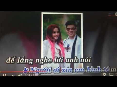 Karaoke Nguyện Mãi Yêu Anh song ca Akira Thịnh Nguyễn thiếu giọng nữ