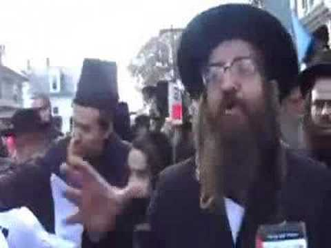Rabbi Say Truth About Zionism