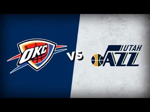 Thunder Vs Jazz Livestream