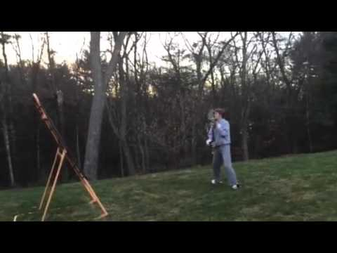 Will Levine Wall Ball Challenge