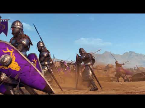 Mount & Blade II: Bannerlord Captain Mode - Khuzait vs Empire