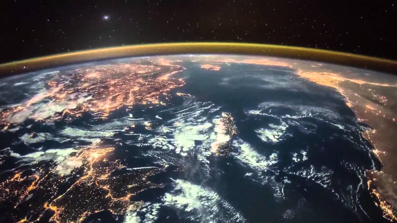 фото земли с космоса
