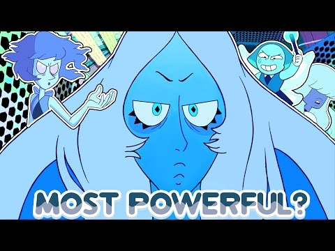 Steven Universe Theory: Is Blue The Most Powerful Diamond?